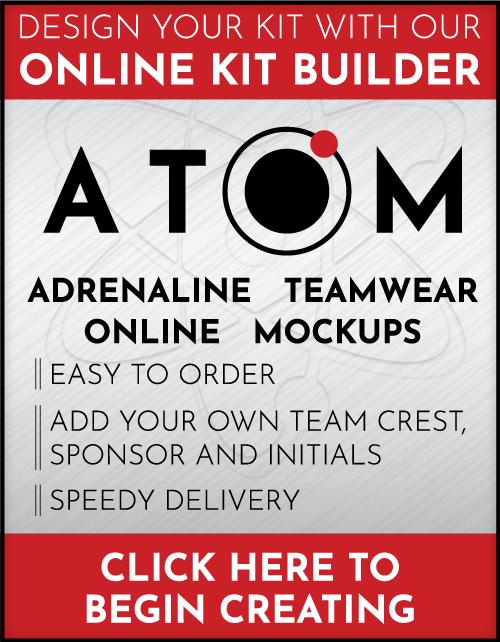 ATOM - Adrenaline Teamwear Online Mockups