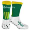 Socks (Green and Yellow)