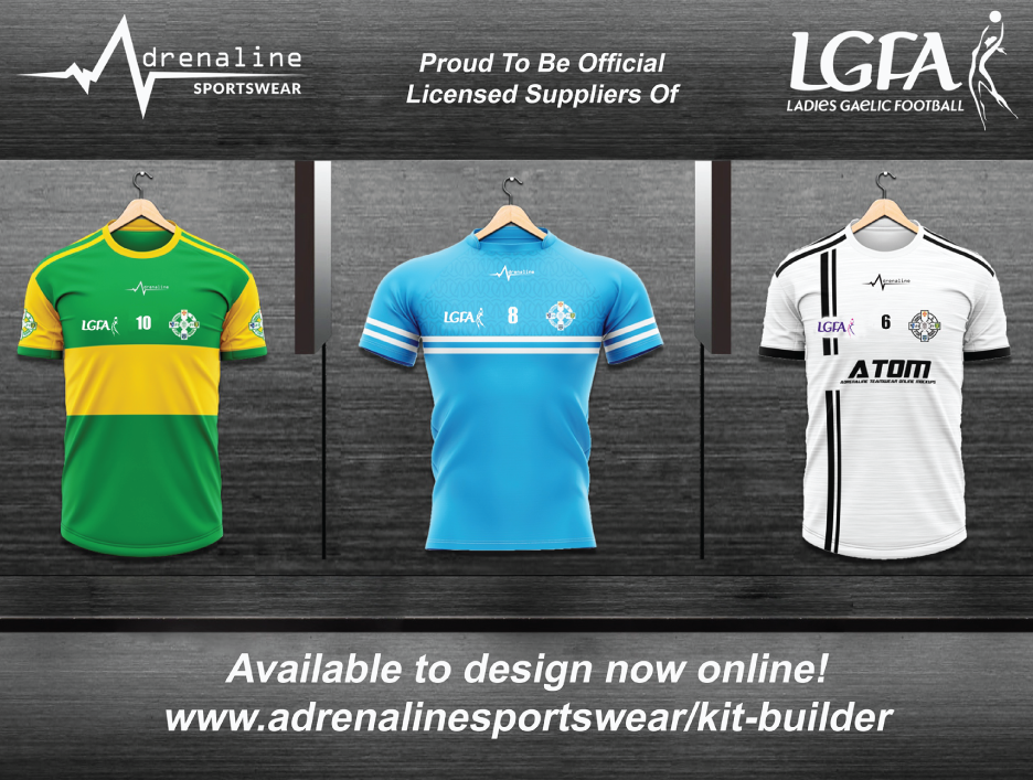 LGFA - Available to design now!
